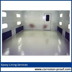 epoxy lining service