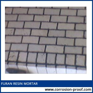 furan resin mortar