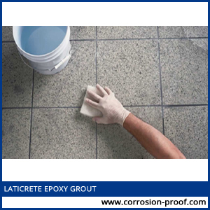 laticretye epoxy grout
