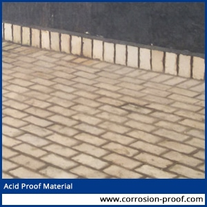 ACID PROOF MATERIAL supplier