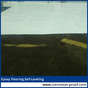 EPOXY FLOORING SELF LEVELING AHMEDABAD, INDIA